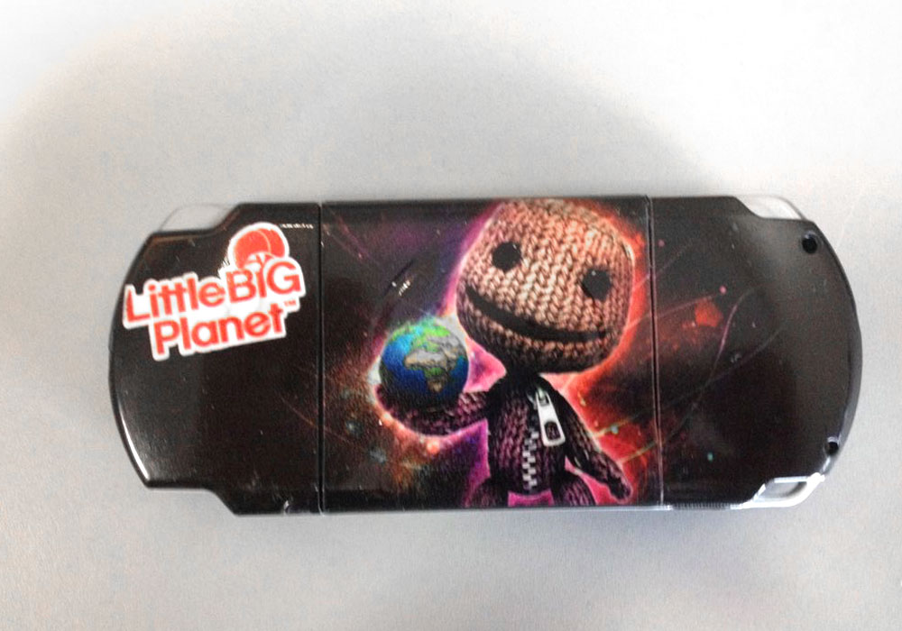 Little Big Planet Playstation Vita Wrap