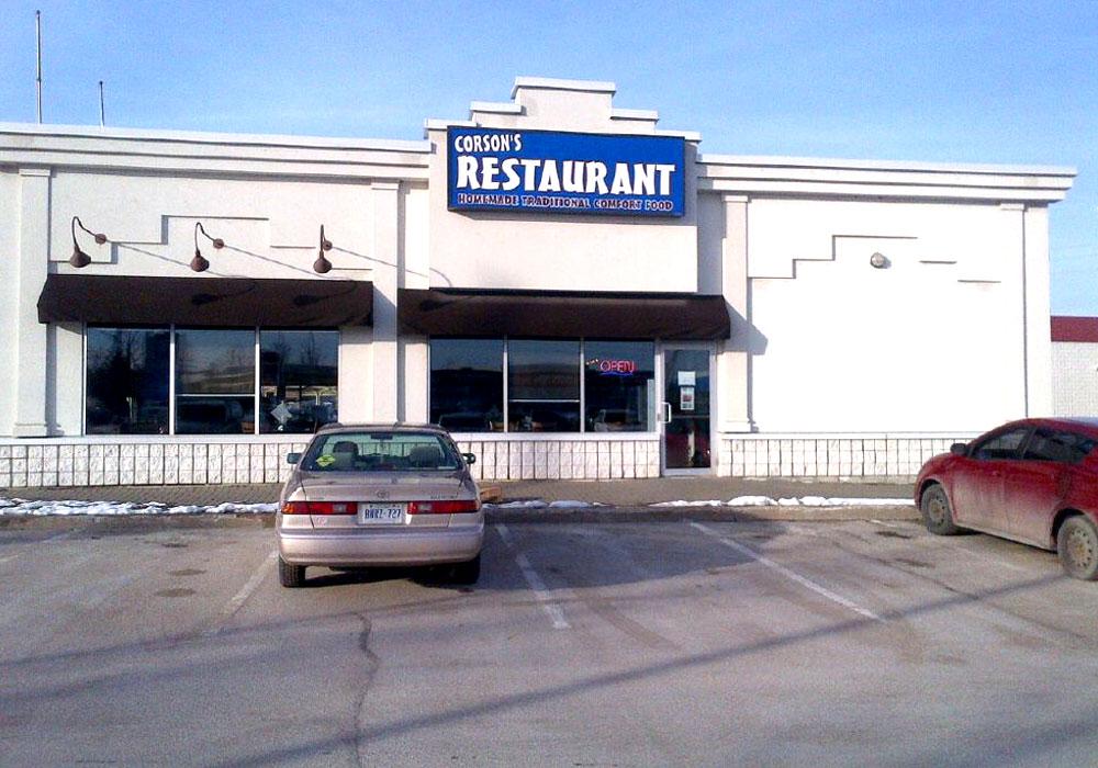 Corson's Restaurant